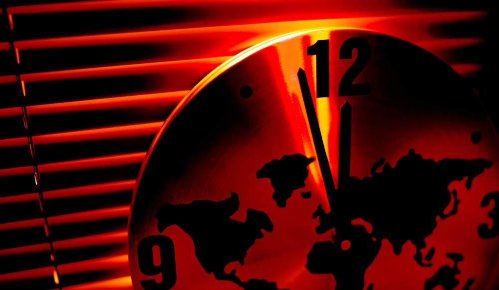 Как работают Часы Судного дня.Вокруг Света. Украина