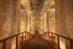 Археологи обнаружили место захоронения юной жены Тутанхамона
