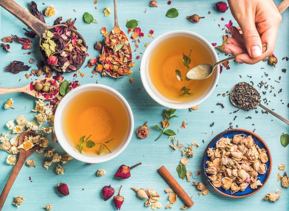 Чай делает нас более креативными