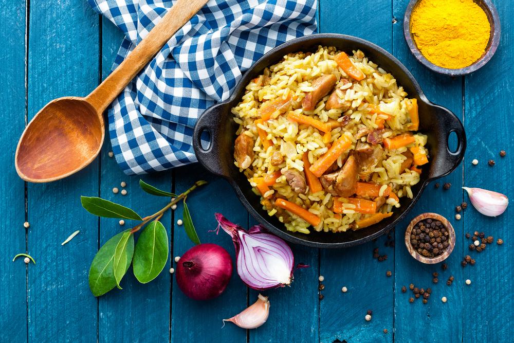 Кухни мира: рецепт узбекского плова