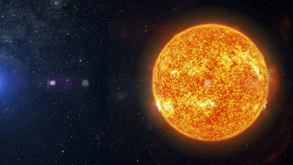 Солнце стареет:  орбита Меркурия меняется, утверждает NASA