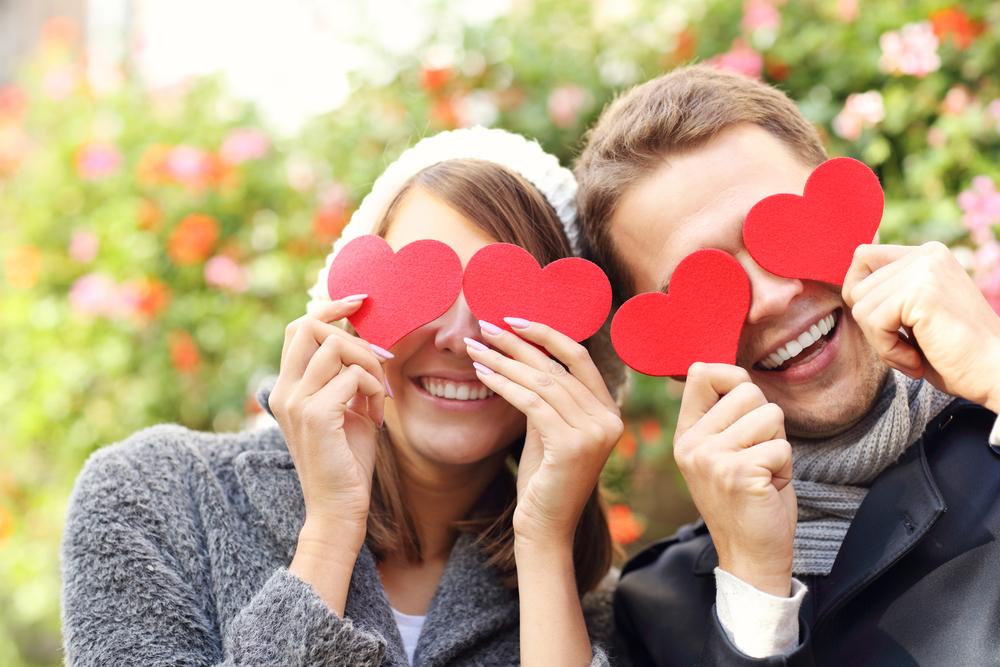 День святого Валентина: шесть мест для идеального свидания