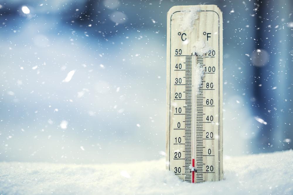 Новый год принес в США рекордные морозы