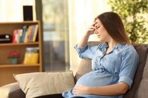 Беременность ведет к нарушениям в работе мозга