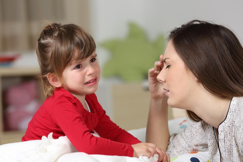Младенцы также болеют послеродовой депрессией Младенцы также болеют послеродовой депрессией shutterstock 604049261