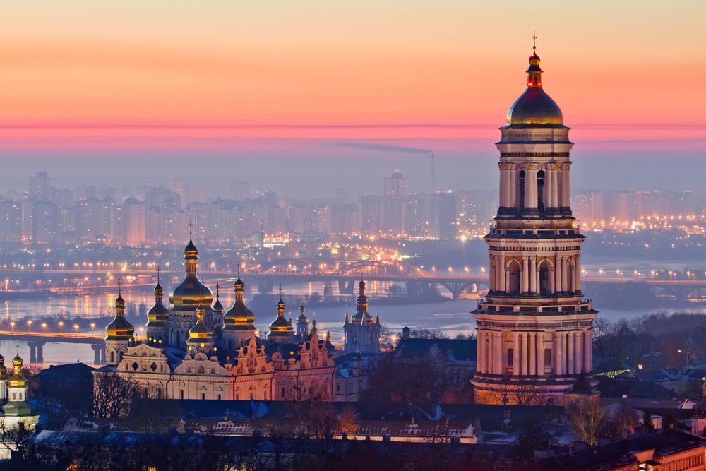 Декабрь в Киеве  побил рекорд по теплоте и влажности за 100 лет наблюдений