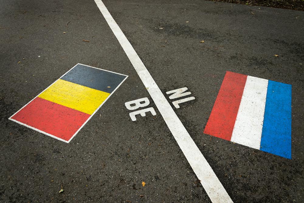Бельгия и Нидерланды изменили государственную границу