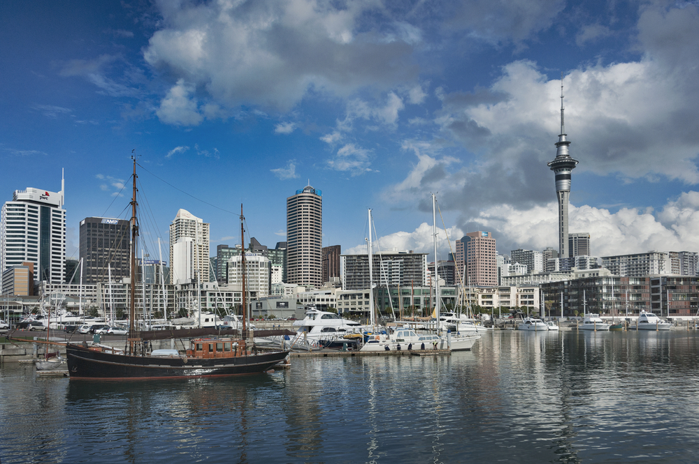 День Окленда в Новой Зеландии