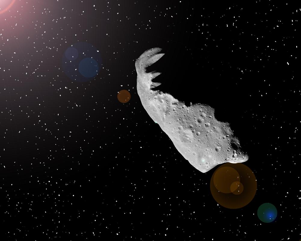 К Земле приближается потенциально опасный астероид.Вокруг Света. Украина
