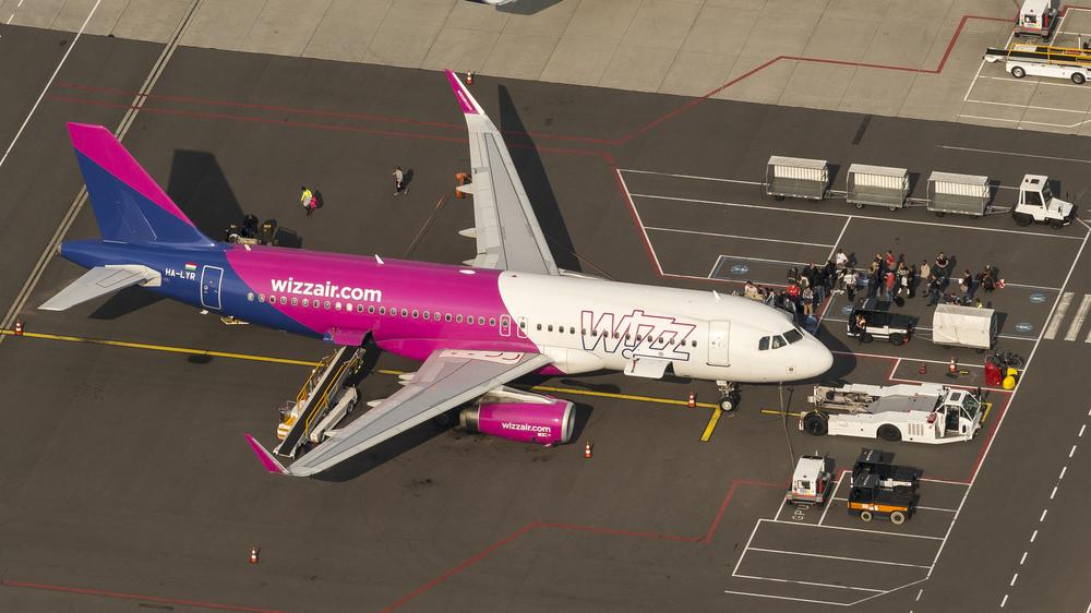 Wizz Air полетит из Львова в Дортмунд раньше, чем планировалось