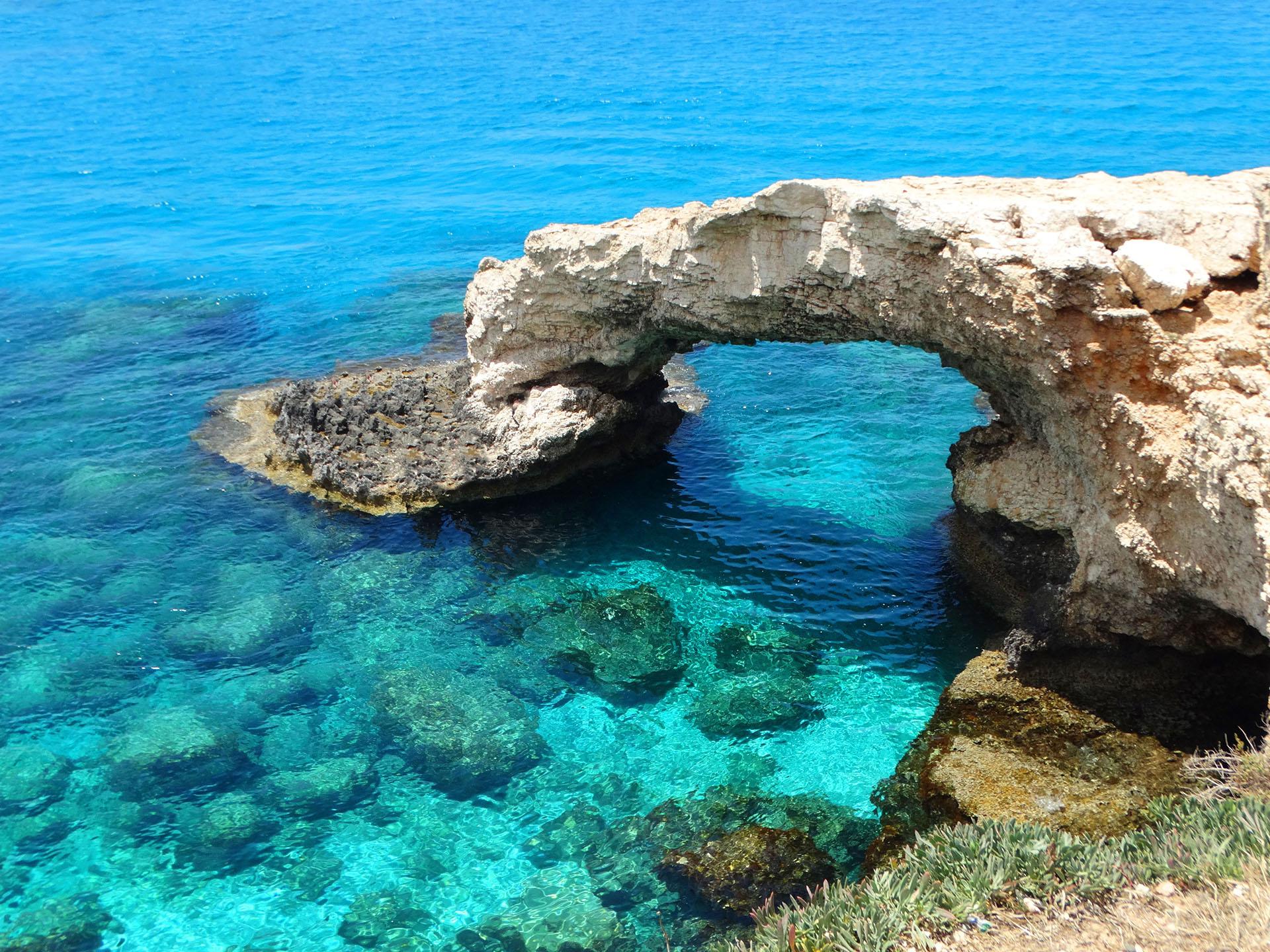 Кипр:  легендарный остров любви