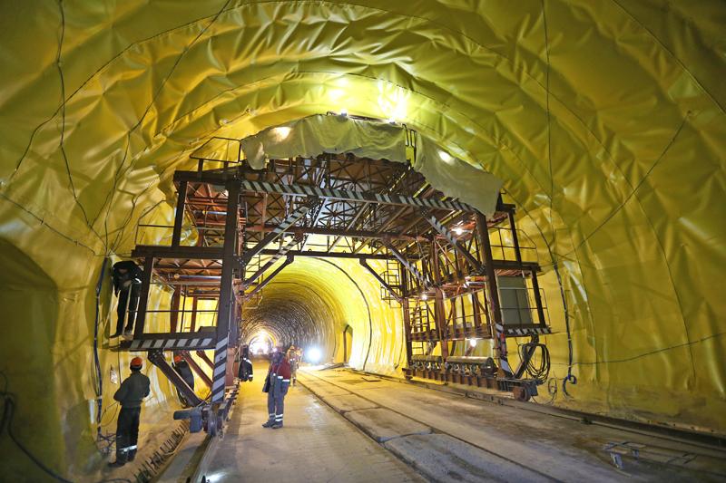 Когда Украина откроет тоннель в Европу