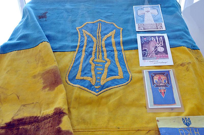 В Киеве открылась выставка к 100-летию герба Украины В Киеве открылась выставка к 100-летию герба Украины 11 3