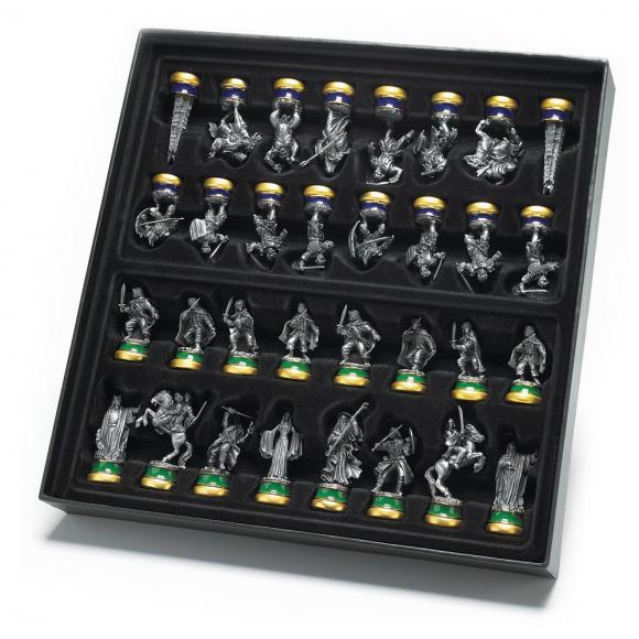 В продажу поступили шахматы по мотивам «Властелина колец» В продажу поступили шахматы по мотивам «Властелина колец» 4 22