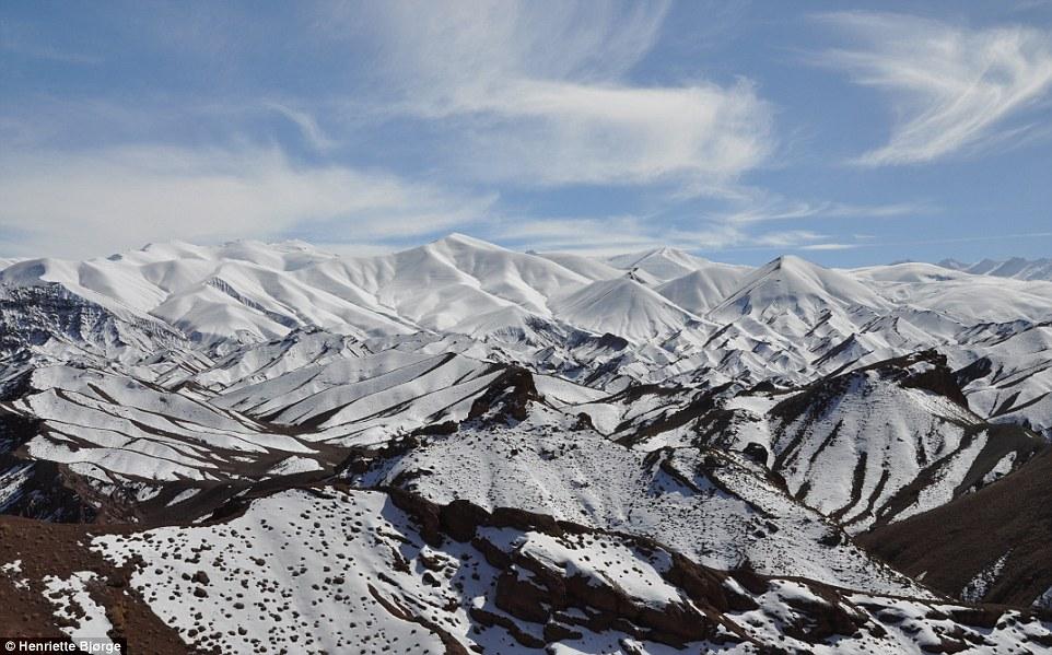 горнолыжная школа Как работает первая женская горнолыжная школа в Афганистане 4923699800000578 5386007 image a 5 1518530827258