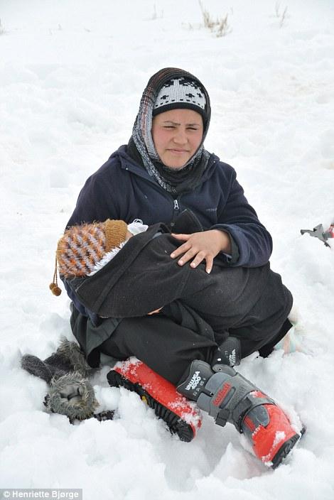 горнолыжная школа Как работает первая женская горнолыжная школа в Афганистане 492369A100000578 5386007 image a 34 1518534092760