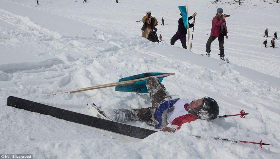 горнолыжная школа Как работает первая женская горнолыжная школа в Афганистане 49236F9000000578 5386007 image m 82 1518537639296