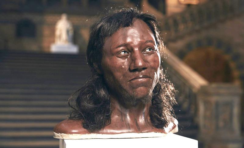 Чернокожие и голубоглазые: ученые выяснили, как выглядели первые британцы.Вокруг Света. Украина