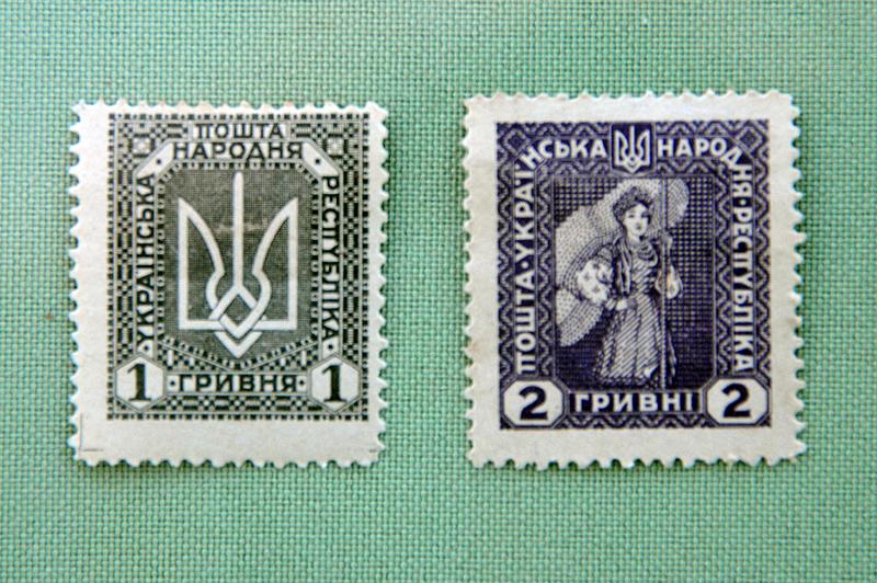 В Киеве открылась выставка к 100-летию герба Украины В Киеве открылась выставка к 100-летию герба Украины 7 14