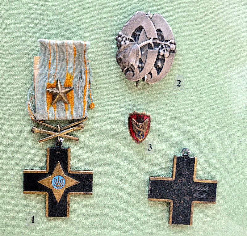 В Киеве открылась выставка к 100-летию герба Украины В Киеве открылась выставка к 100-летию герба Украины 8 11