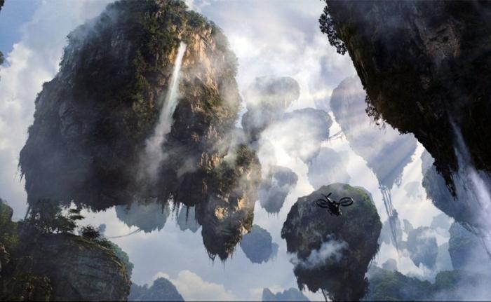 5 удивительных локаций из фильмов о космосе, которые можно увидеть своими глазами 5 удивительных локаций из фильмов о космосе, которые можно увидеть своими глазами Avatar