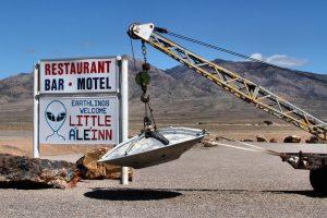В Неваде открыли тревел-маршрут для инопланетян