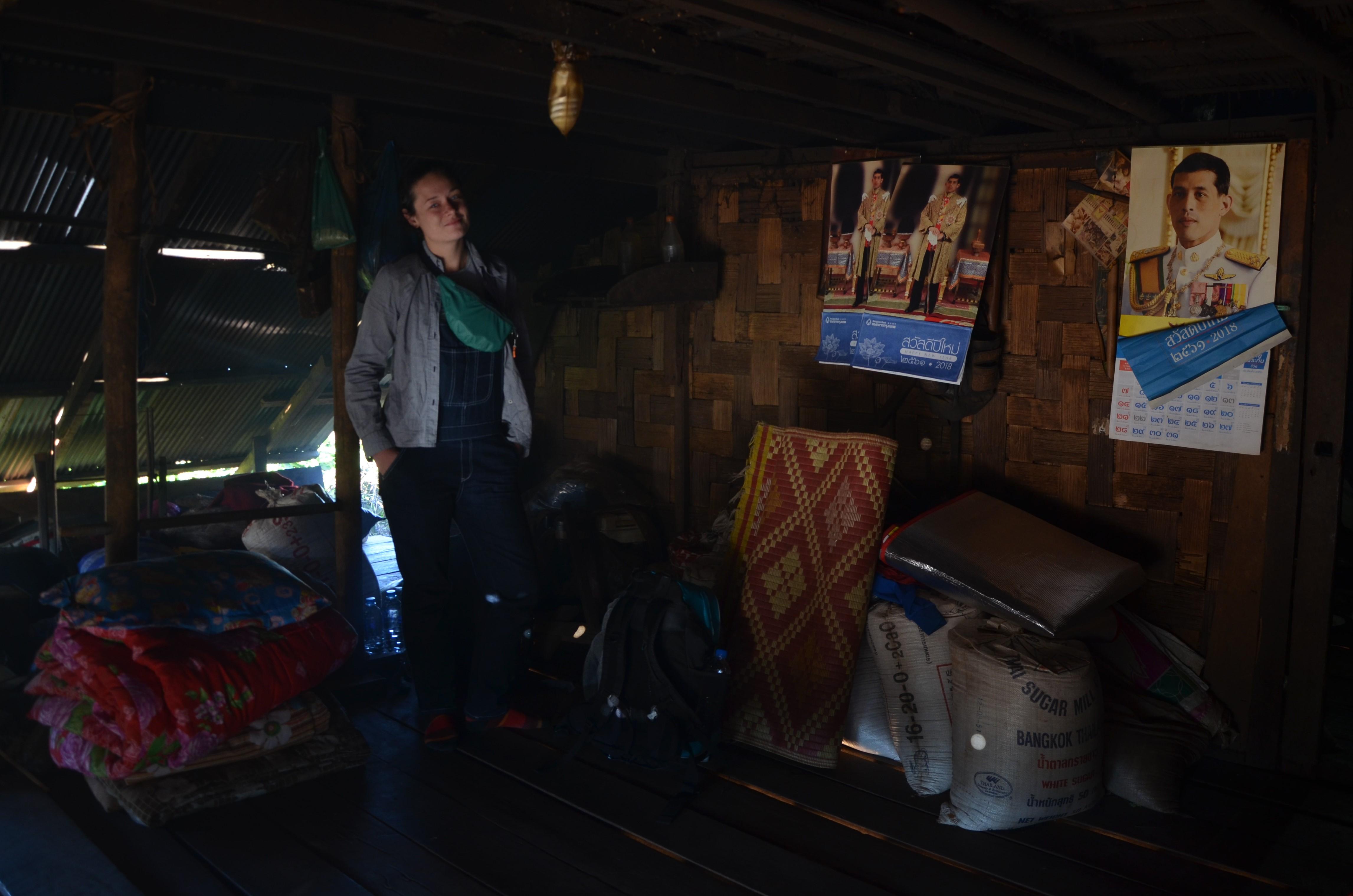 Нави и длинношеие женщины: поход в таиландские джунгли Нави и длинношеие женщины: поход в таиландские джунгли DSC 0834
