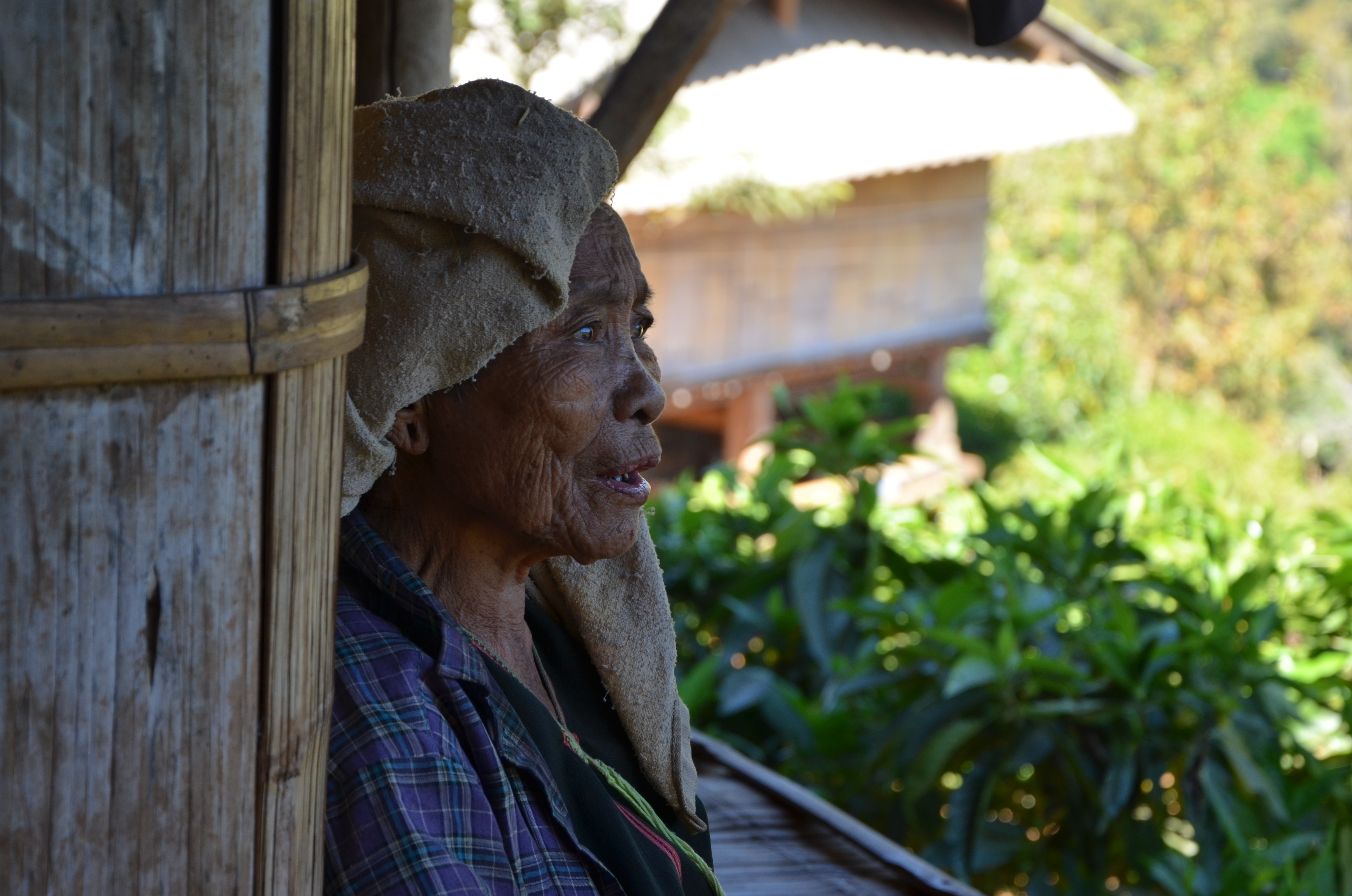 Нави и длинношеие женщины: поход в таиландские джунгли Нави и длинношеие женщины: поход в таиландские джунгли DSC 0925