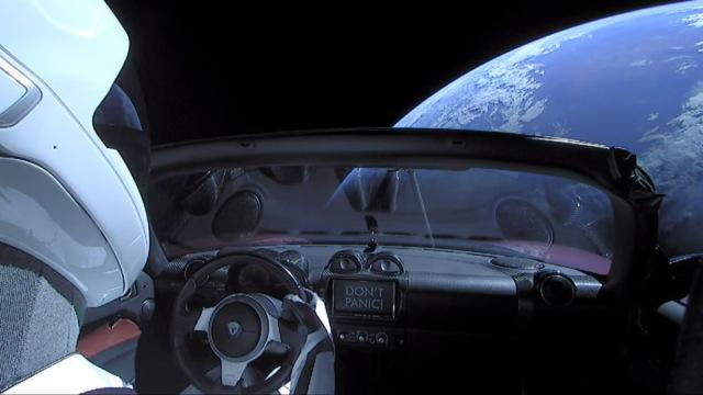 «Летучий Голландец» в космосе: что произойдет с Tesla