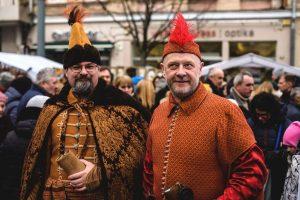Фольклор, еда и история: ярмарка Казюкаса в Вильнюсе