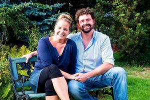 В Амстердаме женщина влюбилась в бездомного и вышла за него замуж