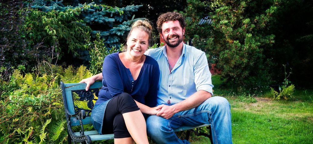В Амстердаме женщина влюбилась в бездомного и вышла за него замуж.Вокруг Света. Украина