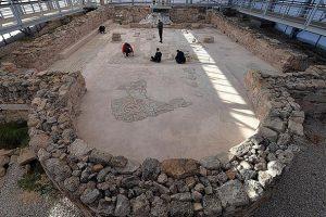 Турецкие археологи обнаружили древнейшую в Анатолии церковь