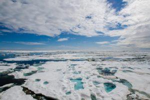 В Арктике установилась самая теплая зима за 60 лет