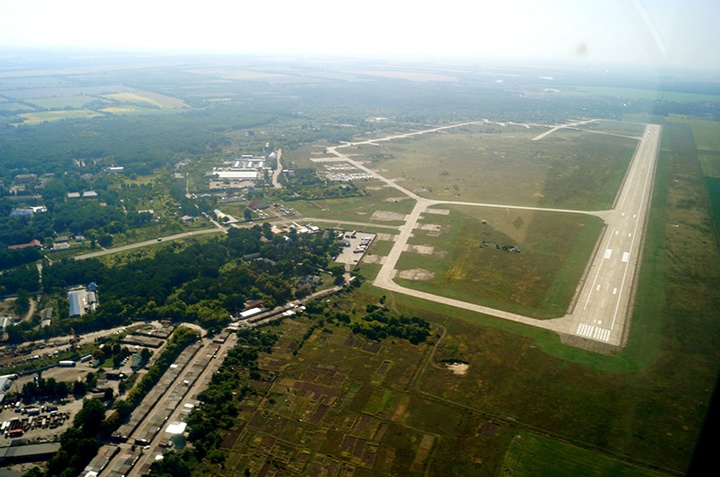 В Украине появится еще один международный аэропорт