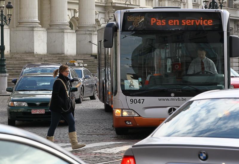 В Брюсселе общественный транспорт станет бесплатным из-за плохой экологии.Вокруг Света. Украина