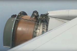 Самый страшный полет в жизни: самолет на Гавайи едва не потерял двигатель