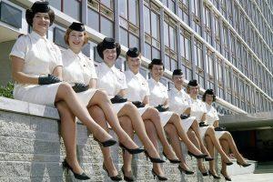 Как менялась форма стюардесс Новой Зеландии (фото)