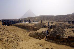 В Египте обнаружили неизвестную гробницу жрицы фараона