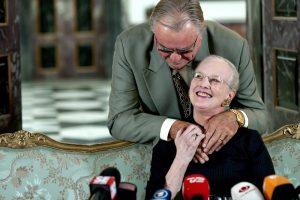 Умер муж королевы Дании принц Хенрик