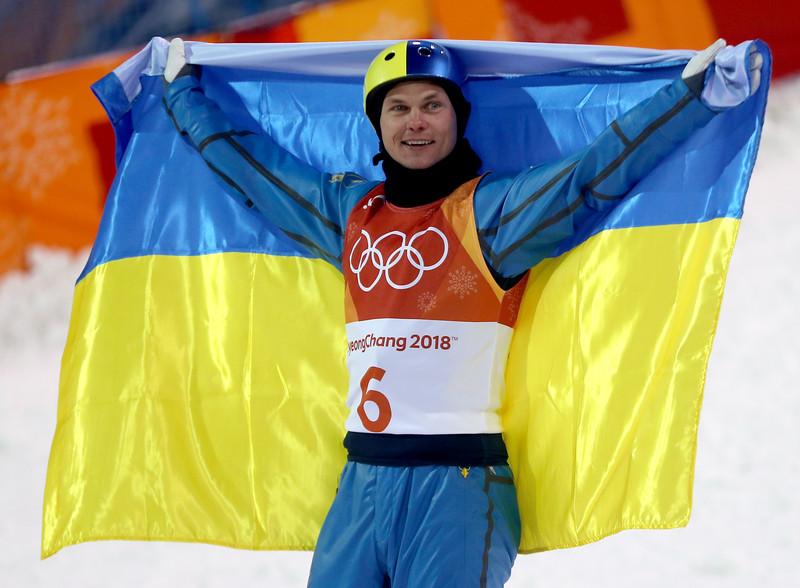 """Зимние Олимпийские игры: украинец получил первое """"золото"""""""