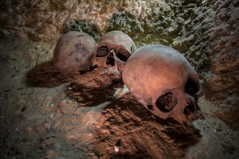 В долине Нила обнаружили 40 мумий жрецов Тота В долине Нила обнаружили 40 мумий жрецов Тота p 54153531