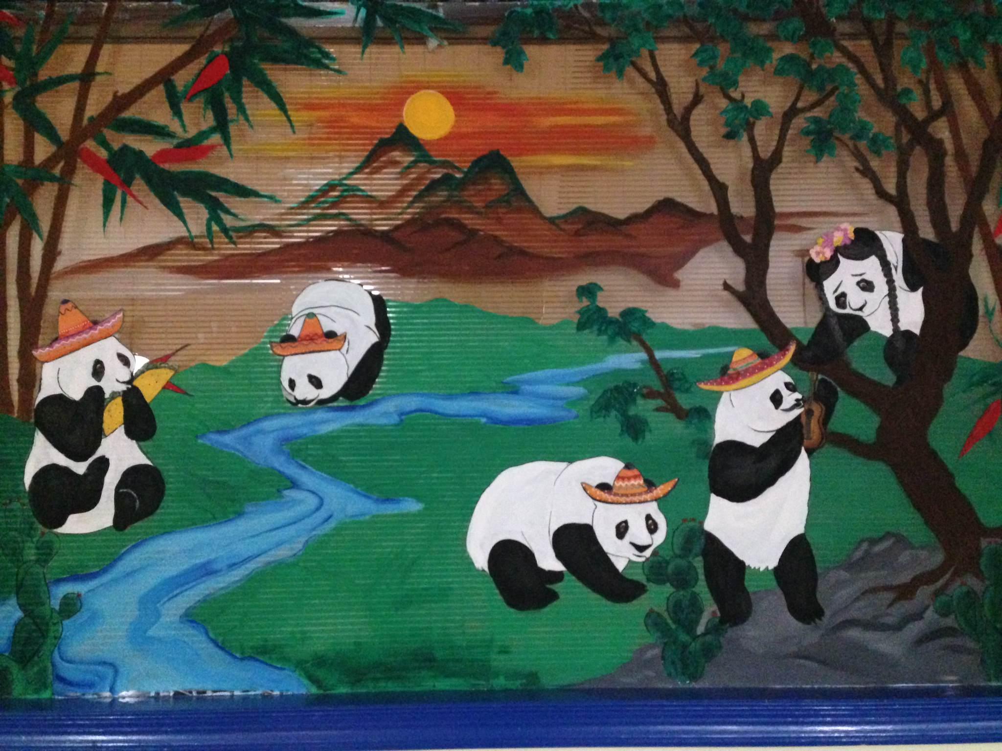 Шляпный вопрос: китайский ресторан за секунду стал мексиканским Шляпный вопрос: китайский ресторан за секунду стал мексиканским pandy