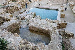 Археологи Израиля обнаружили бассейн, где крестили первых христиан