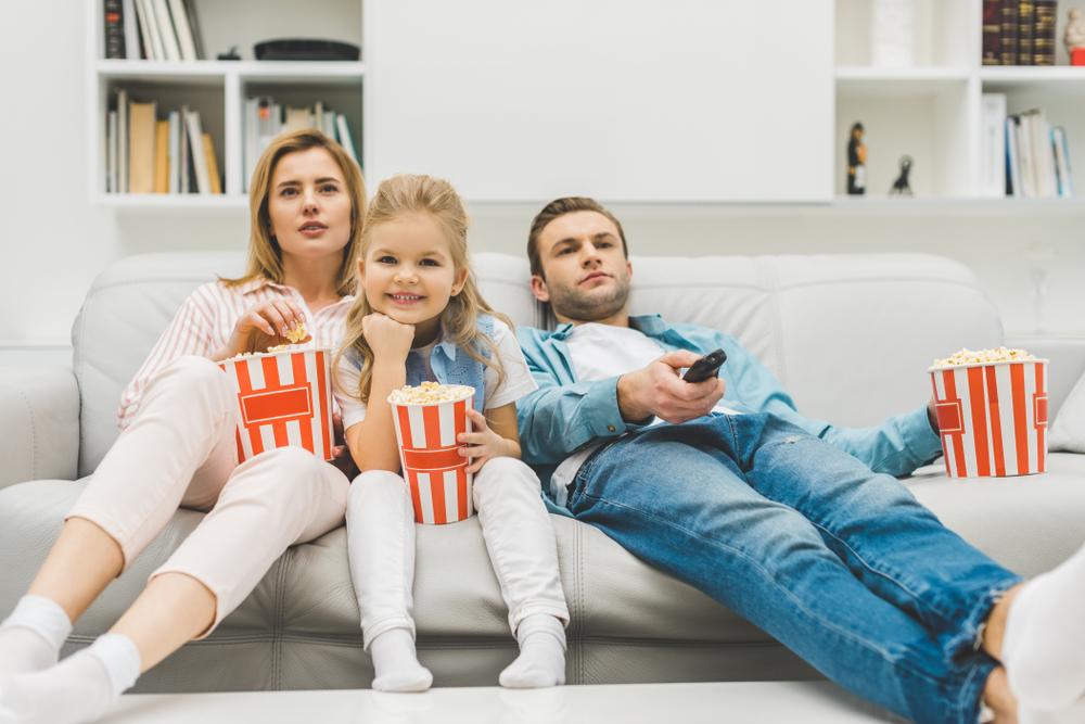 Час перед телевизором увеличивает вероятность рака