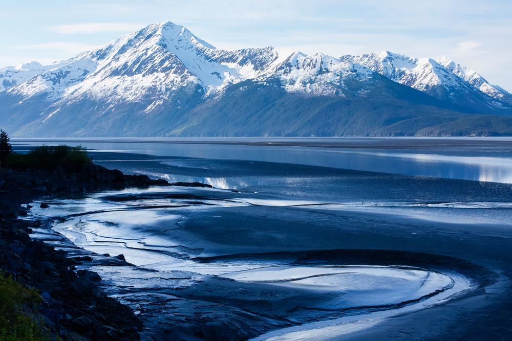 Под мерзлотой на Аляске нашли гигантское ртутное озеро