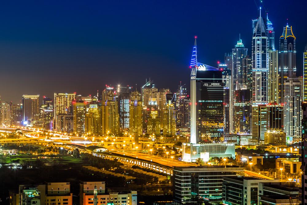 Огни большого города: Дубай осветят за счет мусора.Вокруг Света. Украина