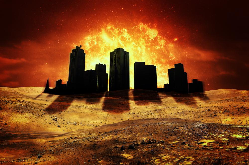 Люди переживут Апокалипсис в небоскребах.Вокруг Света. Украина