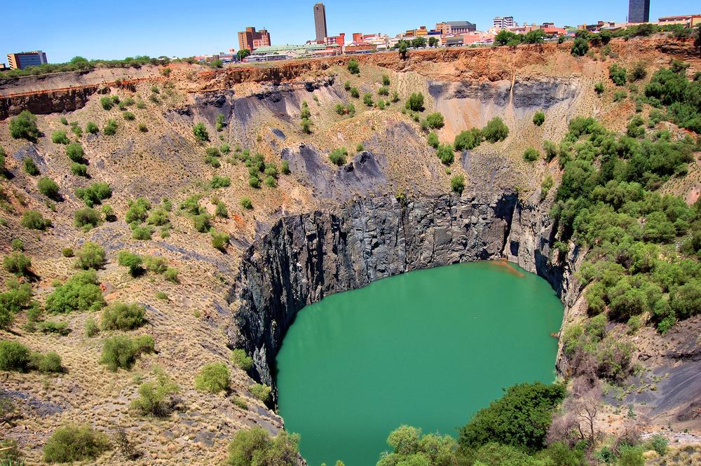 В ЮАР нашли бактерию, питающуюся ядерным топливом.Вокруг Света. Украина
