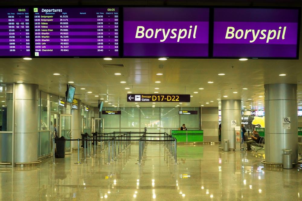 Из центра Киева до аэропорта Борисполь пустят поезд